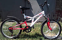 """Горный велосипед Azimut 20""""106-G-1 Dinamic RW(детский)"""