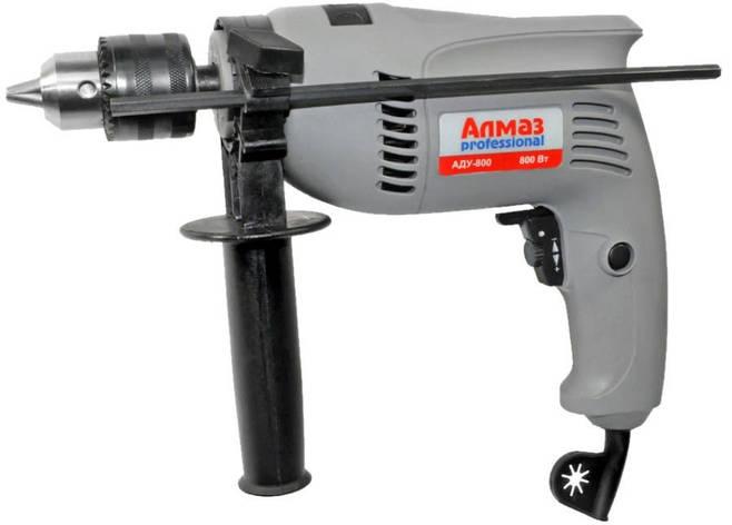 Дрель Алмаз Professional АДУ-800, фото 2