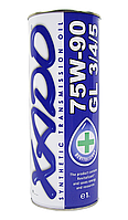 Трансмиссионное масло XADO Atomic Oil 75W-90 1л