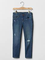 Узкие стретч джинсы для девочки (14 лет) GAP Англия