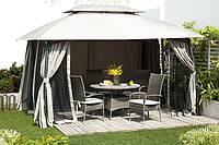 Павильон садовый Altana 3x3 м с москитной сеткой