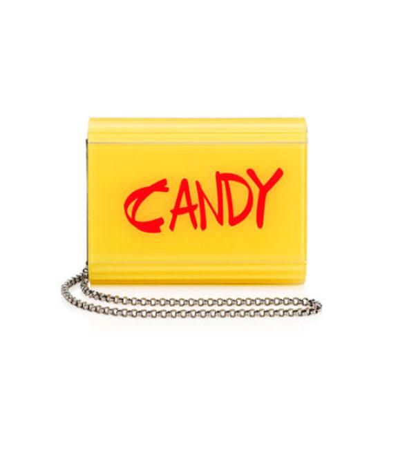 Женский клатч Jimmy Choo Candy