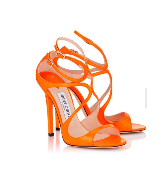 Женские сандалии Jimmy Choo Lance