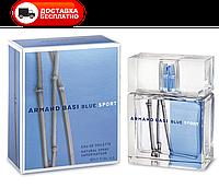 Мужская туалетная вода Armand Basi in Blue Sport edt 100 ml