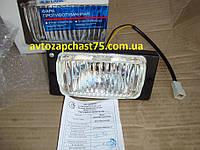 Фара противотуманная белая Ваз 2110, 2111, 2112, 2113, 2114, 2115 без лампочки (Автосвет, Россия)