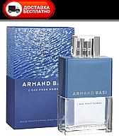 Мужская туалетная вода Armand Basi L'Eau Pour Homme edt 100 ml