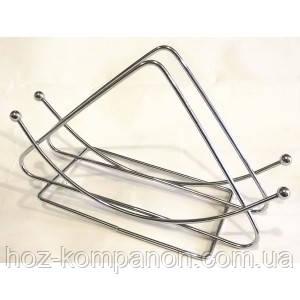 Підставка для серветок метал