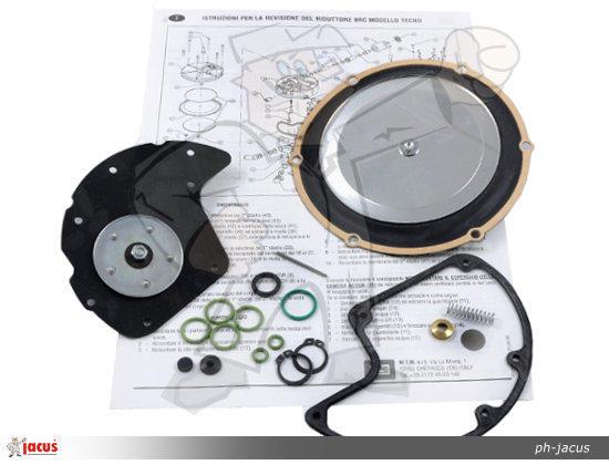 Ремкомплект для редуктора гбо BRC Tecno
