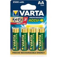 Аккумулятор Varta AA Prof Accu 2500mAh * 4 (05716101404)
