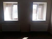 Полтавская обл. Радиаторное отопление,котел газовый Immergas.Дом 140 м2.
