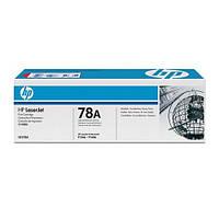 Картридж HP CE278A черный (LJ P1566/1606DN/M1536dnf)