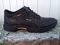 Кроссовки ботинки кожаные мужские ессо 40 -45 р-р, фото 1