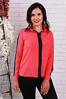 Стильные блузы из креп-шифона