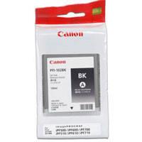 Картридж Canon PFI-102Bk (iPF500/600/700)