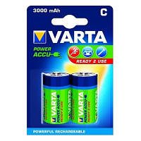 Аккумулятор VARTA C 3000mAh NI-MH 2шт (56714101402)