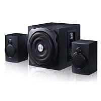 Акустическая система FD A521U черный 2.1
