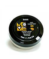 34 Move-Me Воск на водной основе H2O, экстра сильный - влагоустойчивый 4с.ф., 100 мл