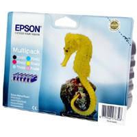 Картридж Epson R200/320 RX500/600 Bundle (C13T04874010)