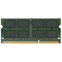 Модуль памяти SoDIMM DDR3 2Gb Exceleram (E30801S) 1333MHz, PC3-10600, CL9, 1.5V
