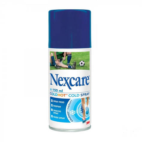 Охлаждающий спрей  Nexcare Cold Hot 150 мл , фото 2