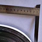 Магнітний вініл. Стрічка з клейовим шаром. Ширина 12,7 мм, фото 2