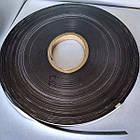 Магнітний вініл. Стрічка з клейовим шаром. Ширина 12,7 мм, фото 3