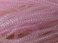 Регилин трубочка 1 см розовый  19255