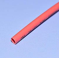 Трубка термоусадочная  D2.0/d1.00 красная L-1м VW-1  NAR0253
