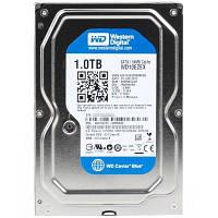 Накопитель HDD 3.5' SATA 1000Gb WD WD10EZEX 64MB 7200rpm