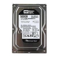 Накопитель HDD 3.5 SATA  500Gb WD WD5003AZEX 64MB 7200rpm