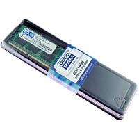 Модуль памяти SoDIMM DDR3 4Gb 1333 MHz GoodRam (W-AMM13334G) 4 Gb, DDR 3, 1333 MHz, PC3-10660, CL9, 1.5V, 1 планка
