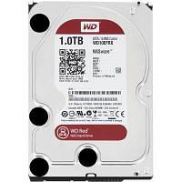 Накопитель HDD 3.5 SATA 1000Gb WD WD10EFRX 5400rpm 64MB
