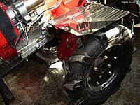 Бензиновий мотоблок Булат 1100е на 16 к.с.