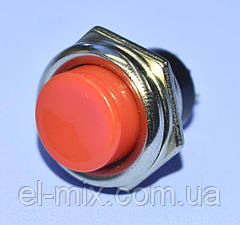 Кнопки без фіксації PBS-26B червона 1-група OFF-(ON) PRK0019B