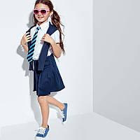 Школьные юбки английских брендов по доступным ценам