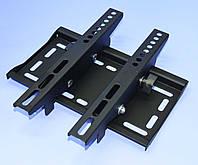 Кронштейн для LCD-TV  23-42'' черный с уровнем (вертикал. регулир.)  Cabletech  UCH0184