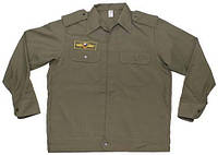 Рубашка полевая, оригинал армии Чехословакии, новая