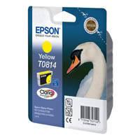 Картридж Epson R270/290  RX590/610/690/1410 желтый (C13T08144A/ C13T11144A10) 720 ст, 11 мл