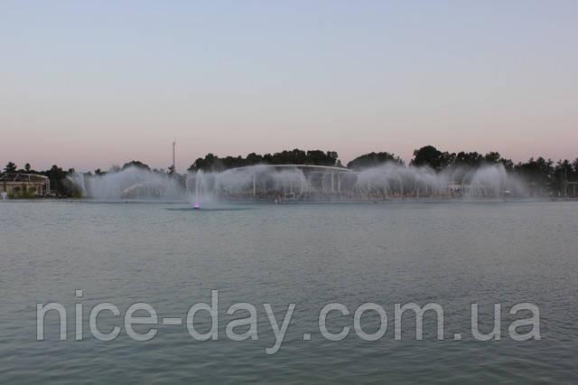 Експо Анталия Турция Expo фонтаны