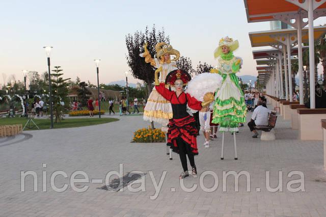 Експо Анталия Турция Expo карнавал