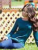 Привлекательная женская блузка-кофточка
