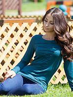 Привлекательная женская блузка-кофточка, фото 1