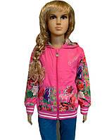 Куртка для девочки легкая