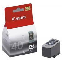 Картридж Canon PG-40Bk iP1600/1700/1800/2200/2500_ MP150/170/450_ Fax JX200/500 (0615B025)