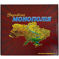 Настольная игра Монополия Украина