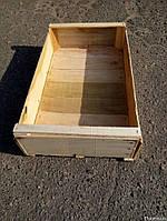 Ящики деревянные 1- планочные