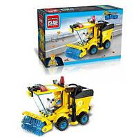 "Конструктор Brick City Series ""Машина для уборки Sweeper"" 1101, 102 дет"