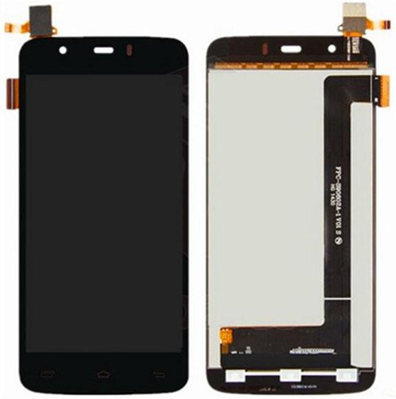 Модуль FLY iQ4414 Quad EVOTech 3 black (оригинал) дисплей экран, сенсо