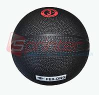 Мяч медбол. Вес 3кг, d-23см.