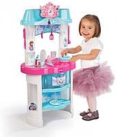 Интерактивная детская кухня Frozen Smoby 24498